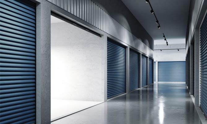 Self Storage CMBS Loans